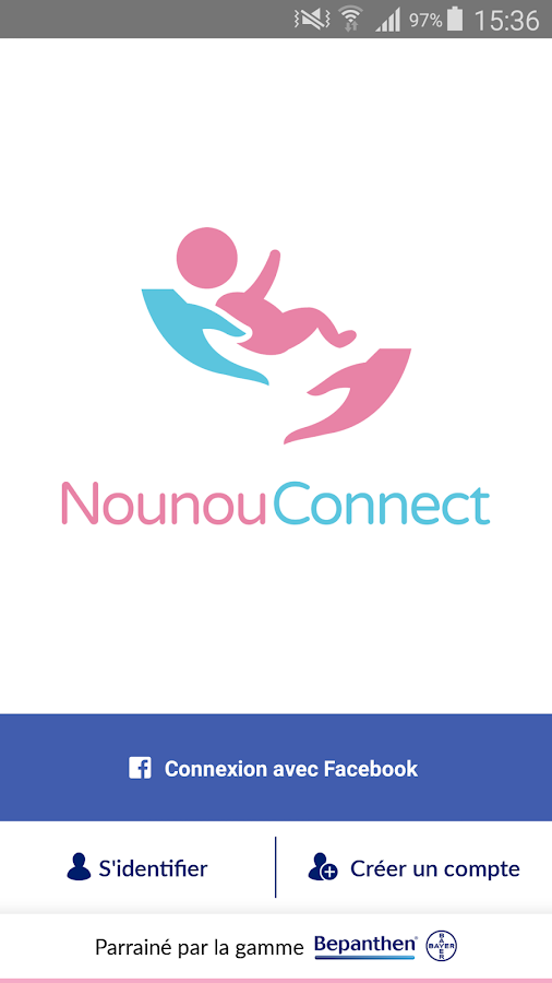 Nounou Connect- screenshot
