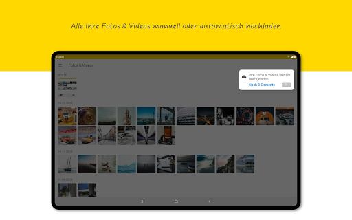 WEB.DE Online-Speicher  screenshots 8