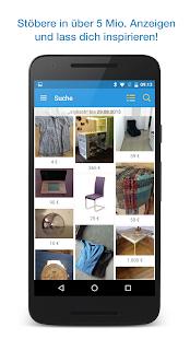 quoka kleinanzeigen flohmarkt android apps auf google play. Black Bedroom Furniture Sets. Home Design Ideas