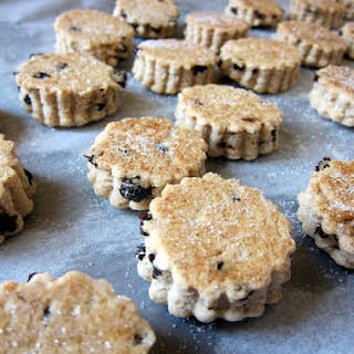 Baked Welsh Cakes.