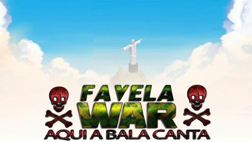 Favela War - Chaves Mágica