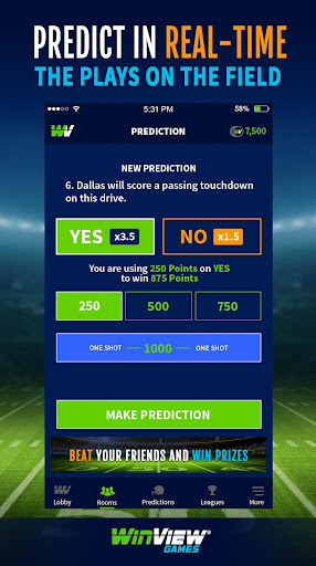 玩免費體育競技APP|下載WinView Games - Live Football app不用錢|硬是要APP