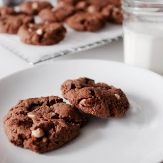 Last Minute Molasses Dump Cookies