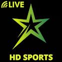 Star Sports Live Cricket TV & Live IPL Score Tips icon
