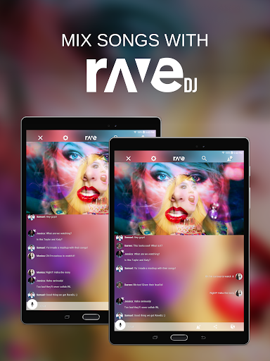 Rave – Videos with Friends
