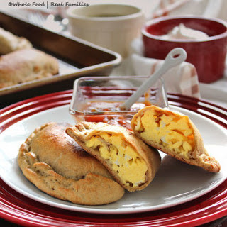 Whole Wheat Breakfast Empanadas