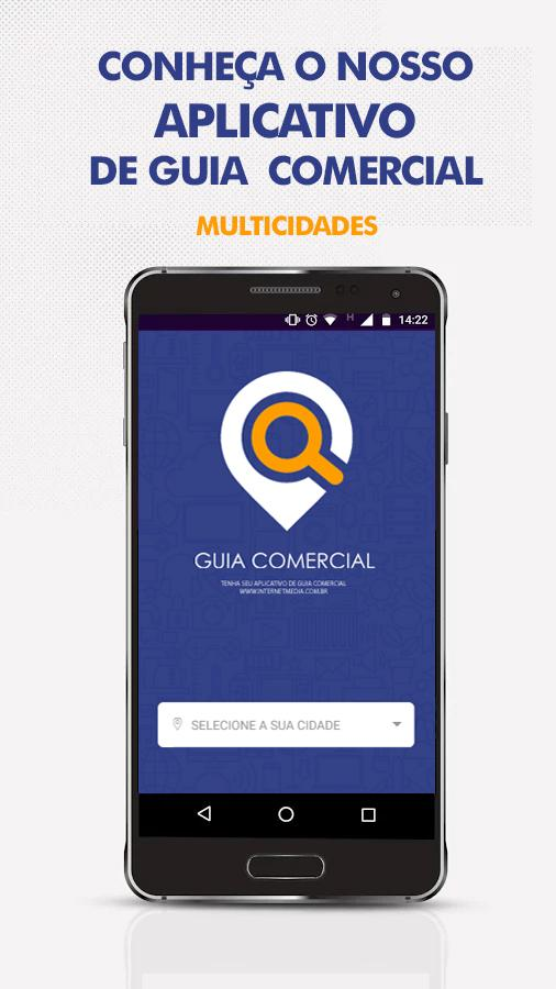 Guia Comercial - Internet Media- screenshot