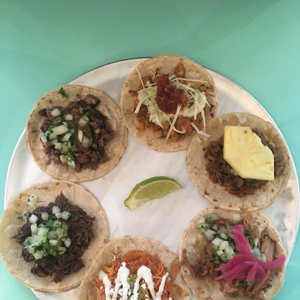 Photo from La Taqueria Pinche Taco Shop
