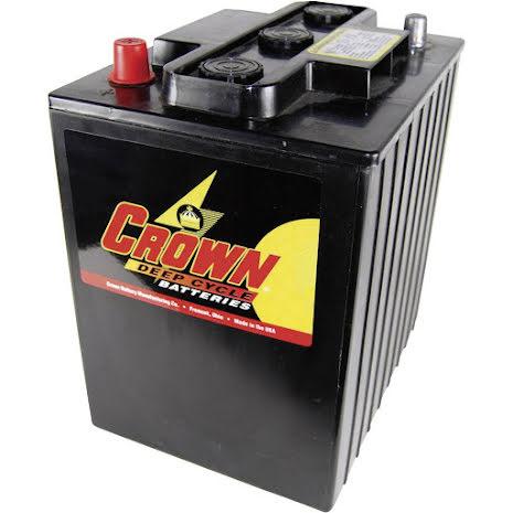 Deep-cycle batteri 6V/240Ah