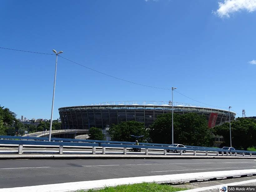 O que fazer em Salvador (Bahia) - Arena Fonte Nova