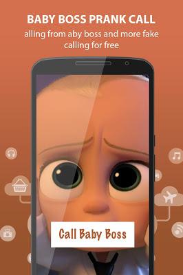 Baby Boss Prank Call - screenshot