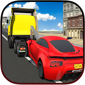 Tow truck Driver Simulator