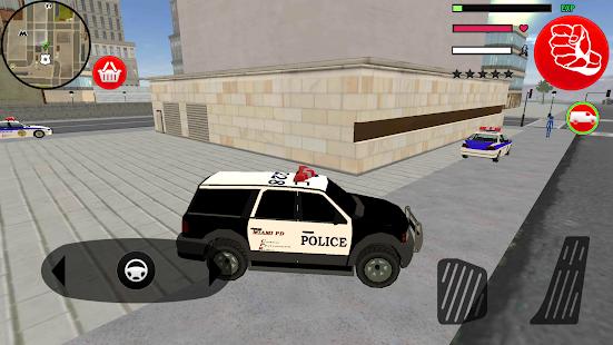 Download Us Capitain Stickman Rope hero Gangaster Crime For PC Windows and Mac apk screenshot 2