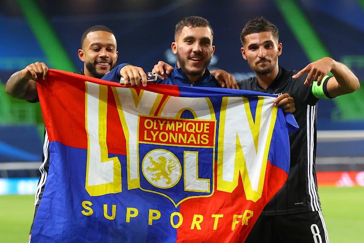 La Juventus suit de près trois joueurs de l'Olympique Lyonnais
