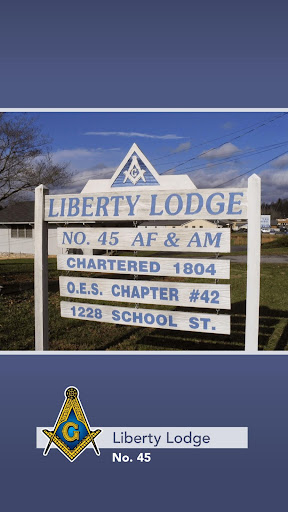 Liberty Lodge No. 45