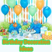 Birthday Decoration Home Ideas