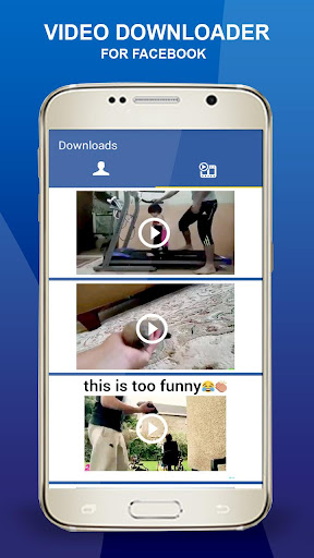 Video Downloader For Facebook 1.0.1 screenshots 1
