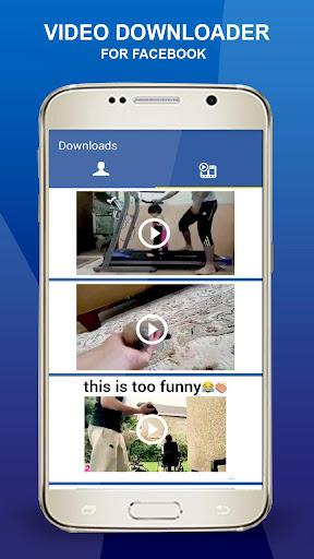 Video Downloader For Facebook download offline 1