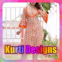 Kurti Gallery Design   Anarkali, Dhoti & Pakistani icon