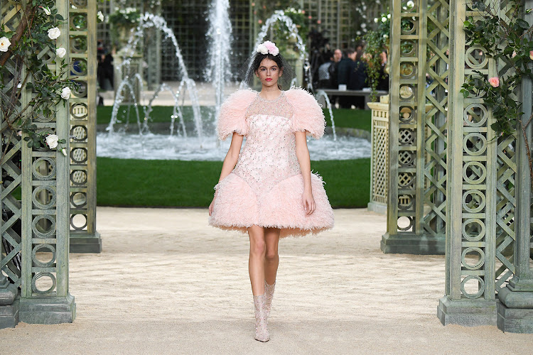 Chanel Paris Haute Couture week
