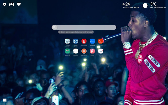Youngboy Never Broke Again Wallpapers New Tab