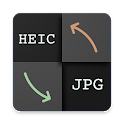 Luma: heic to jpg converter and viewer offline icon