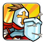 Idle Frontier Defense: RPG Clicker Heroes Game Icon
