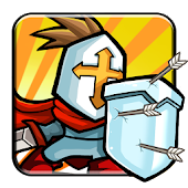 Idle Clash - Tap Frontier Defender icon