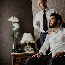 Wedding photographer Paco Sánchez (bynfotografos). Photo of 22.08.2017