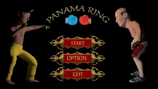 Panama Ring - náhled
