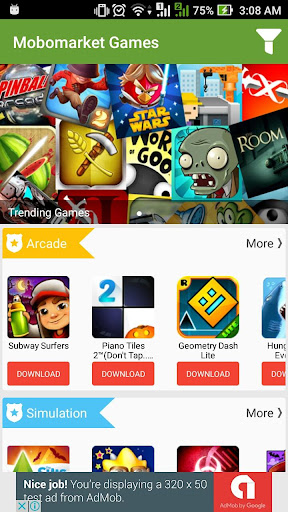 Mobo Market for Games