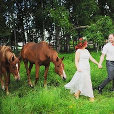 Wedding photographer Marina Grin (marsell). Photo of 04.08.2014