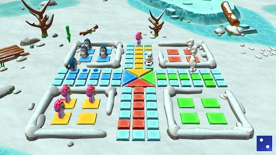 Ludo 3D Multiplayer - náhled