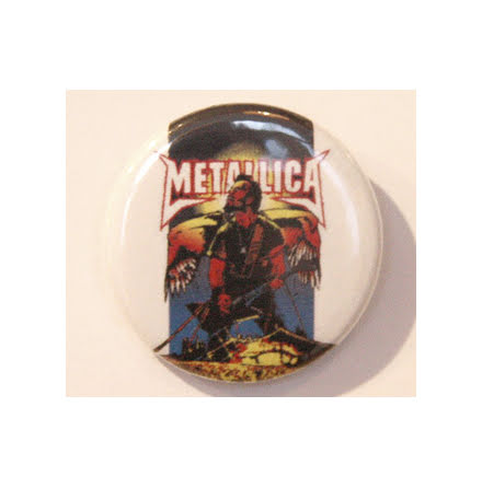 Metallica - St James - Badge