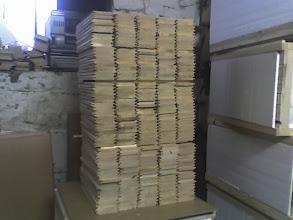 Photo: 300 szt klepek pozwoli obić 10 korpów