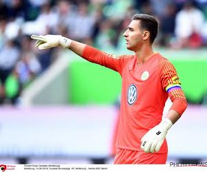 Wolfsburg is duidelijk tevreden met Rode Duivel en geeft hem een contractverlenging tot 2024