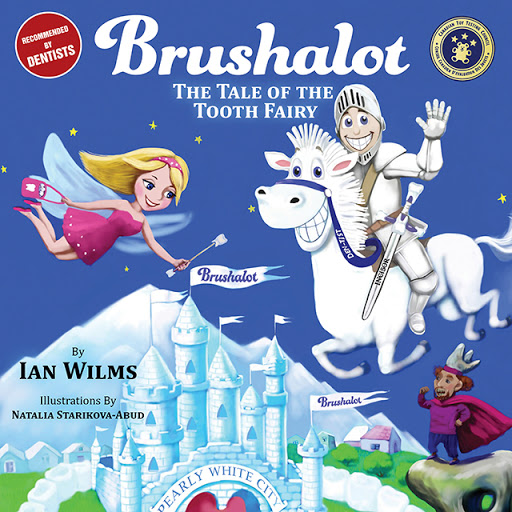 Brushalot cover