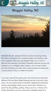 Maggie Valley- screenshot thumbnail
