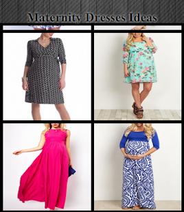 Maternity Dresses Ideas - náhled