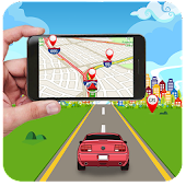 GPS Travel Route Navigation – My Location Finder