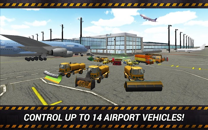 Airport Simulator 2- screenshot