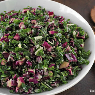Kale Cabbage Salad Recipes