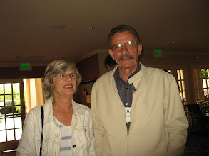 Photo: Pat Killeen and husband, Phil Gosswiller