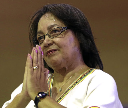 Under fire: Cape Town mayor Patricia de Lille insists that her hearing will be fair only if it is open to the public and the media. The DA will decide on Tuesday. Picture: SUPPLIED