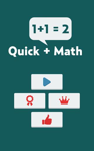 Quick Math Plus