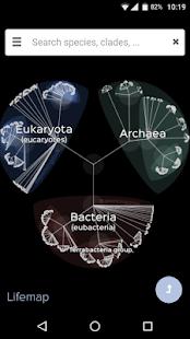Lifemap - Tree of Life - náhled