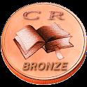 Cool Reader Bronze Donation icon
