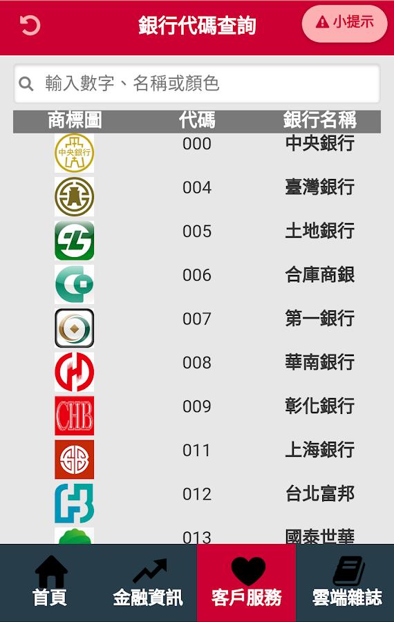 臺中銀行行動銀行 - Android Apps on Google Play