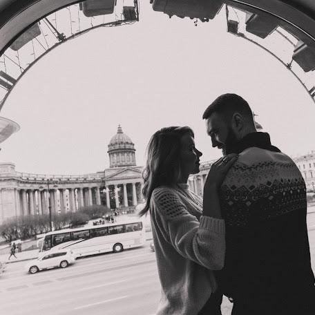 Wedding photographer Vitaliy Sidorov (BBCBBC). Photo of 12.01.2018