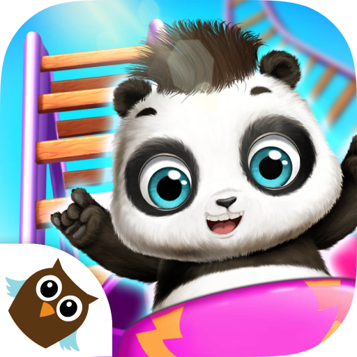 Panda Lu Fun Park - Carnival Rides & Pet Friends (game)